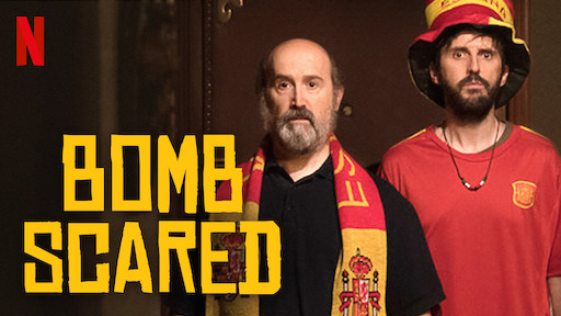 Bomb Scared