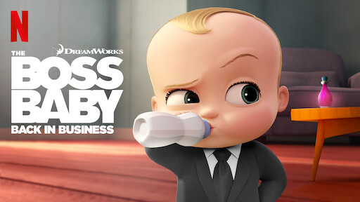 The Boss Baby: Back in Business