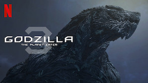 GODZILLA The Planet Eater