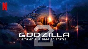 GODZILLA City on the Edge of Battle