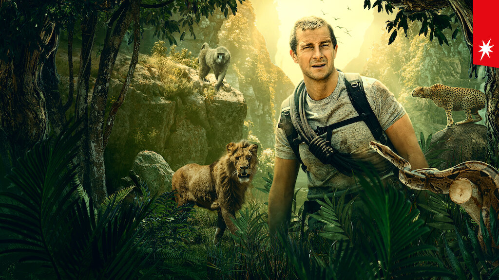 Animals on the Loose: A You vs. Wild Movie   Netflix Official Site
