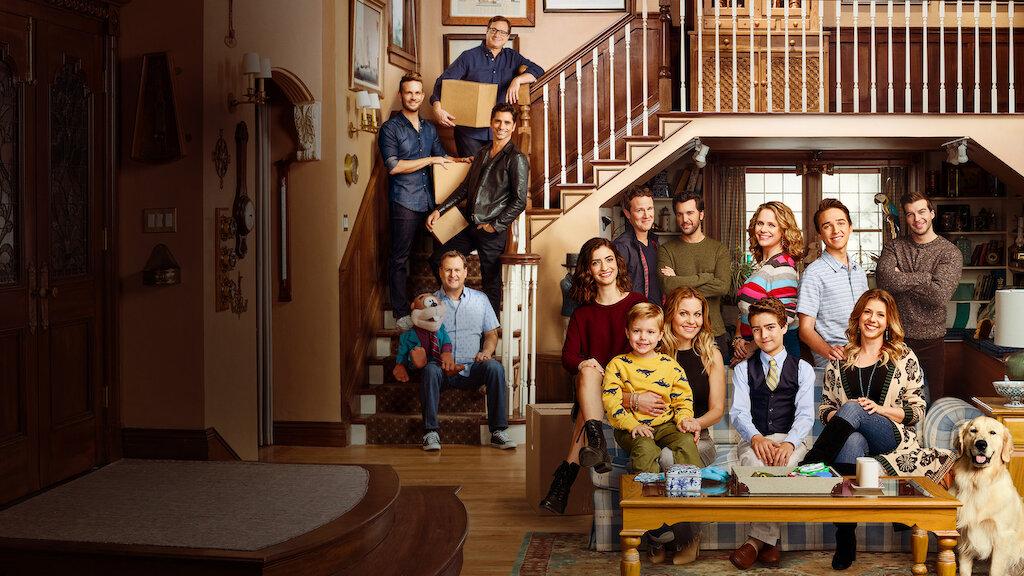 La fête à la maison : 9 ans après  Site officiel de Netflix