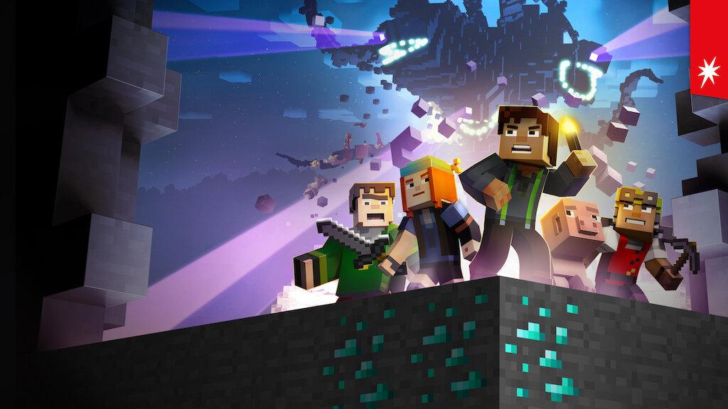 Minecraft Story Mode Netflix