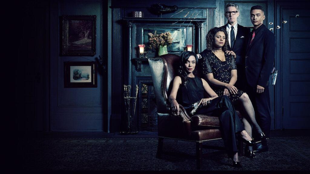 October Faction | Netflix Official Site