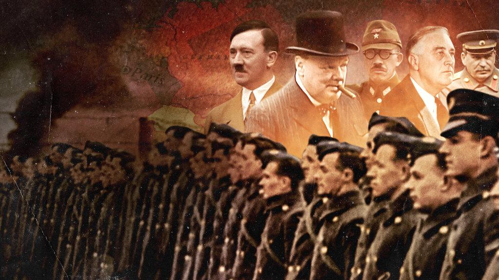 II. Dünya Savaşı'nın En Önemli Olayları (Renkli)   Netflix