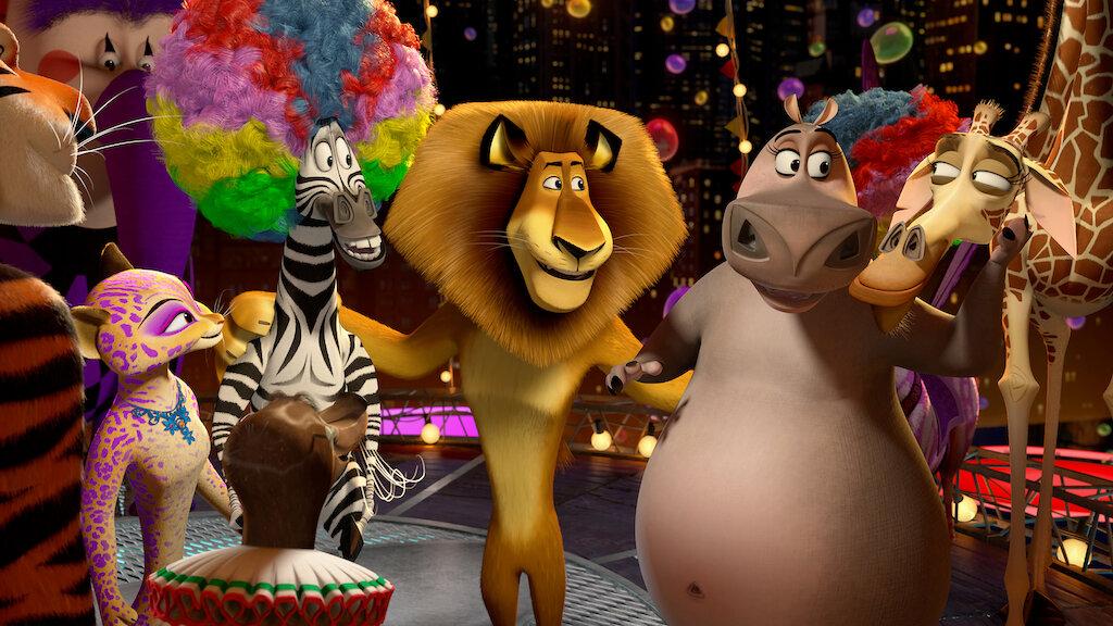 Madagascar 3 Europe S Most Wanted Netflix