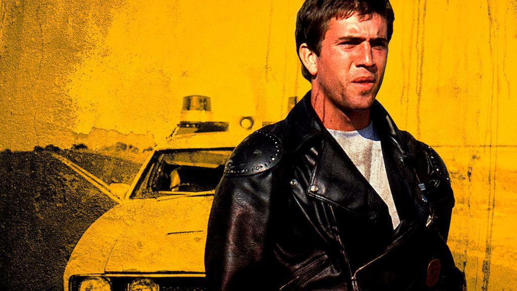 Primeira versão de Mad Max contou com Mel Gibson como protagonista