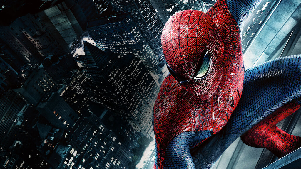The Amazing Spider Man Netflix