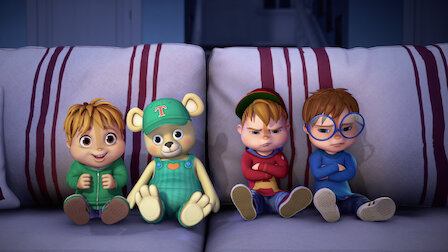 Alvinnn And The Chipmunks Netflix
