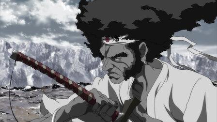 Afro Samurai   Netflix