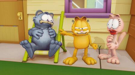 The Garfield Show Netflix