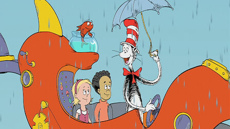 The Cat In The Hat Knows A Lot About That Netflix