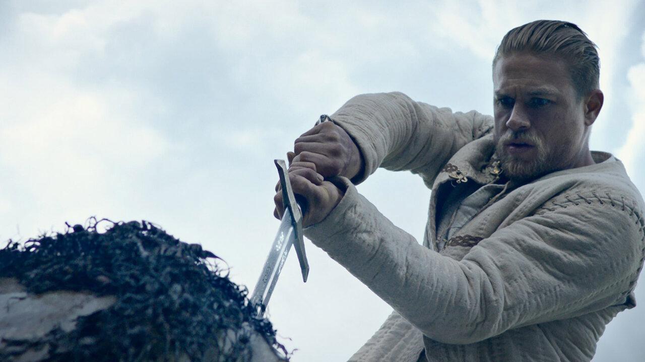 Kral Arthur: Kılıç Efsanesi   Netflix