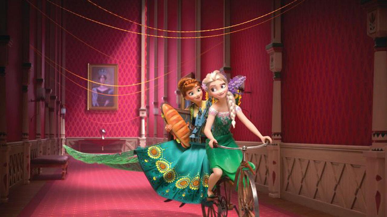 Walt Disney Animation Studios Short Films Collection   Netflix