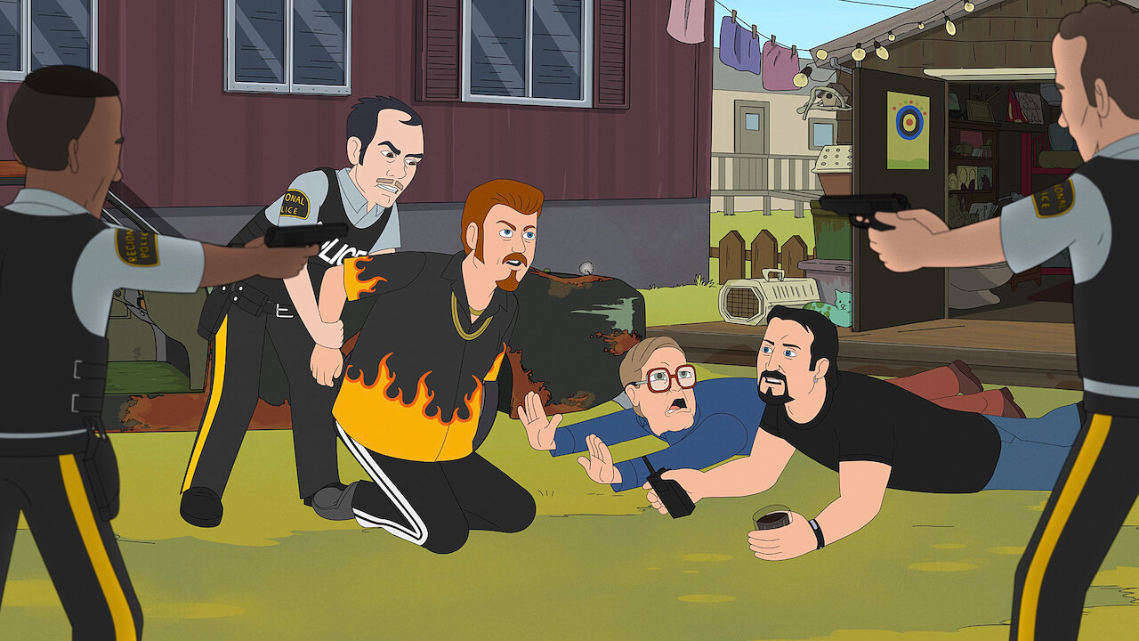 Trailer Park Boys The Animated Series Netflix Official Site In 2015 she made her movie debut. trailer park boys the animated series
