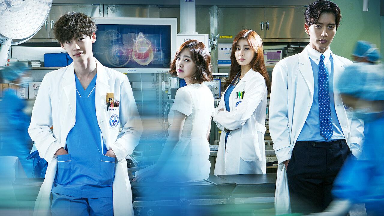 Doctor Stranger Netflix
