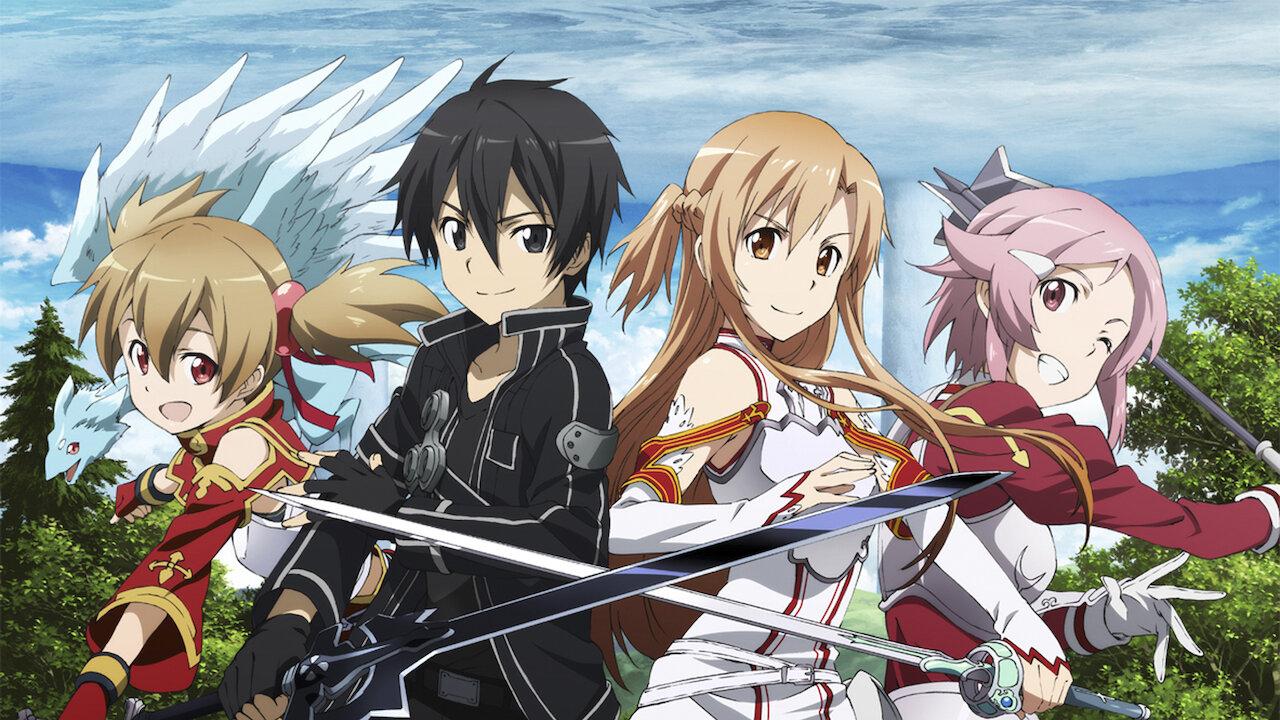Sword Art Online | Netflix