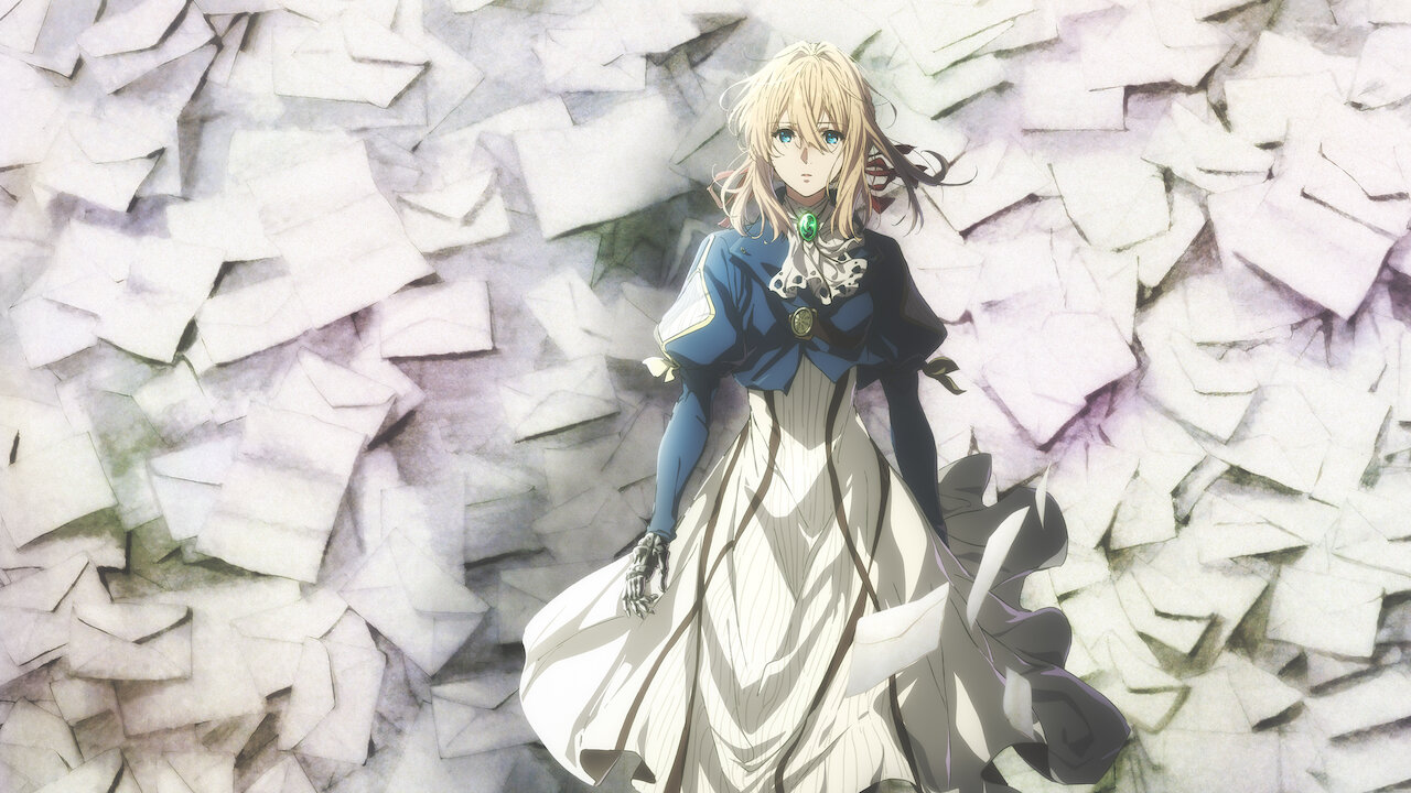 Violet Evergarden | Netflix Official Site