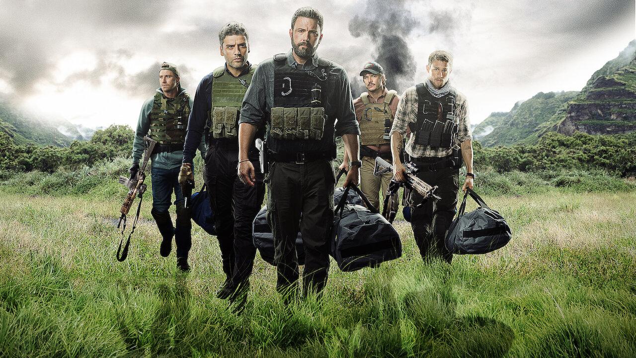 Triple Frontera Netflix Top Ben Affleck