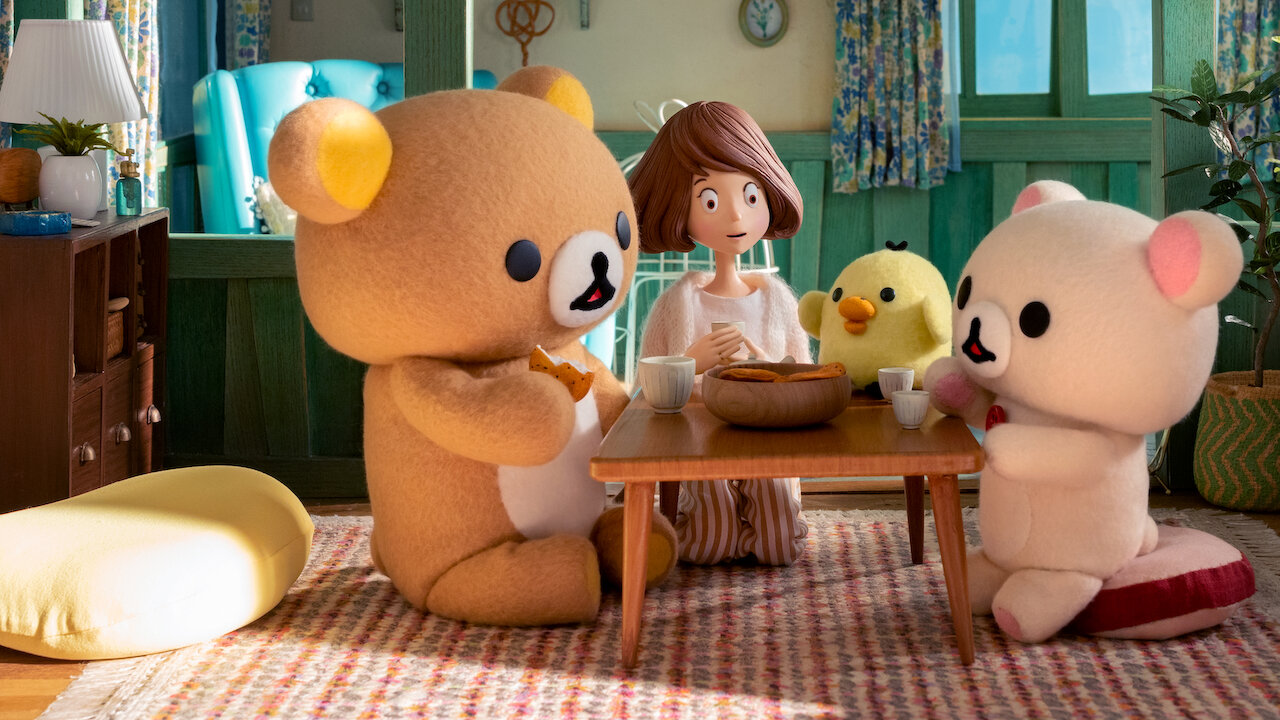 Bear Osos Videos Porno rilakkuma and kaoru | netflix official site