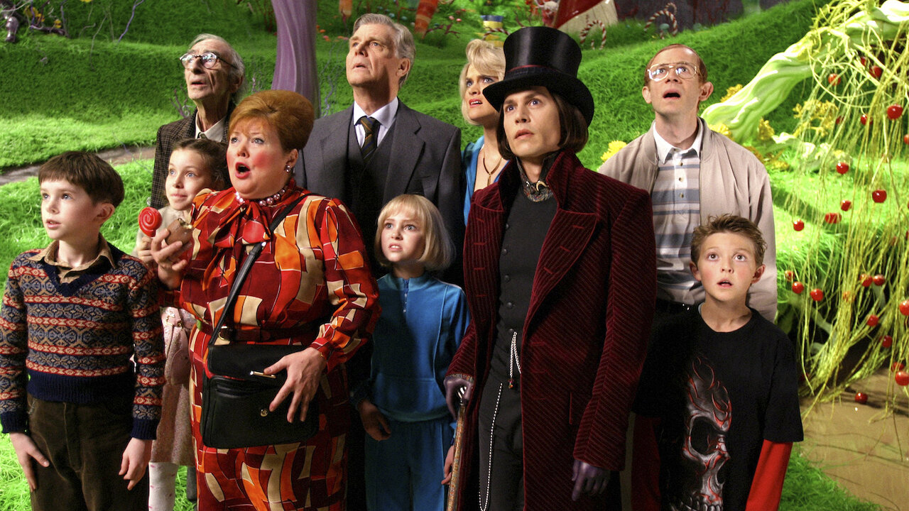 willy wonka and the chocolate factory 2005 watch online free