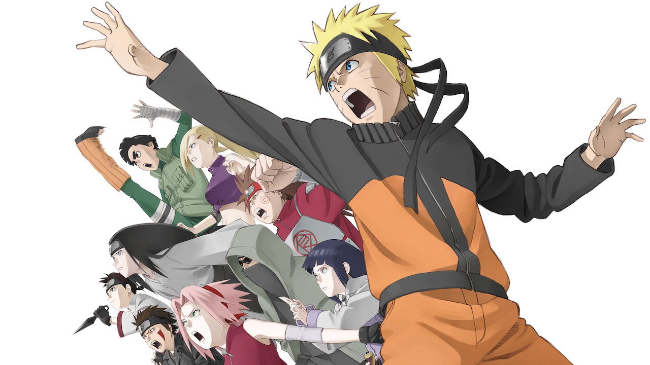Naruto Shippuden The Movie The Will Of Fire Netflix