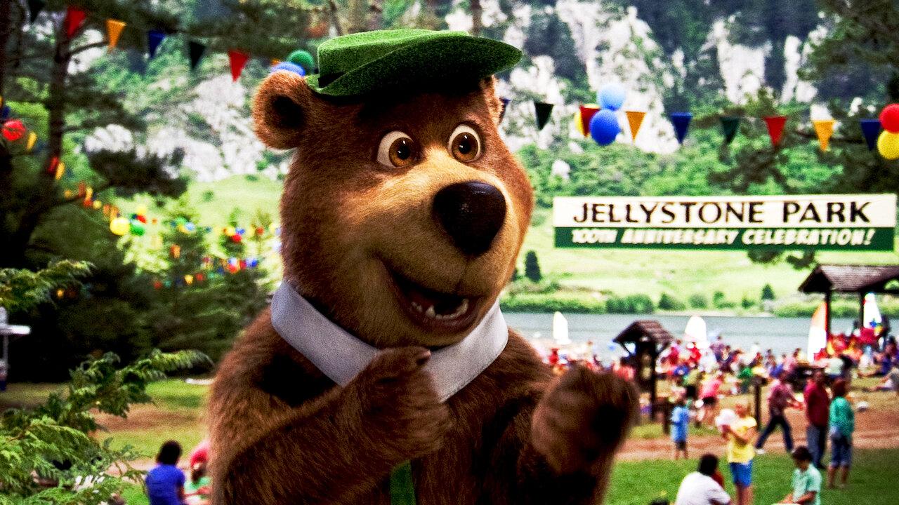 Yogi Bear Netflix