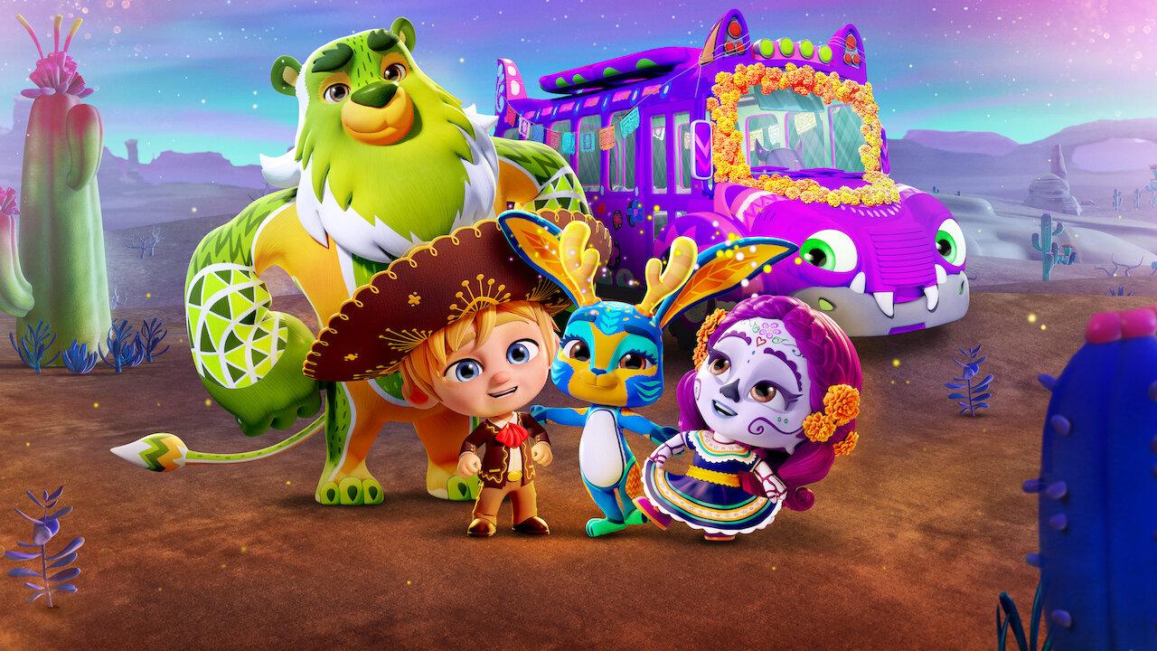 Super Monsters Dia De Los Monsters Netflix Official Site