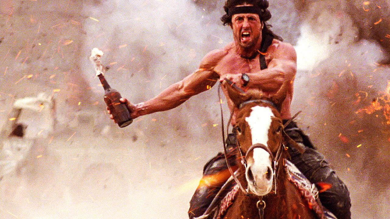 Rambo III | Netflix