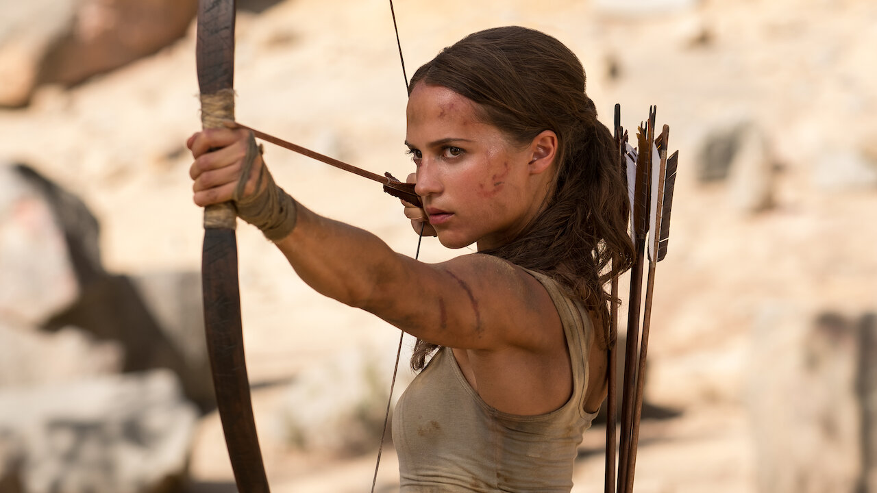 tomb raider 2018 cast and crew