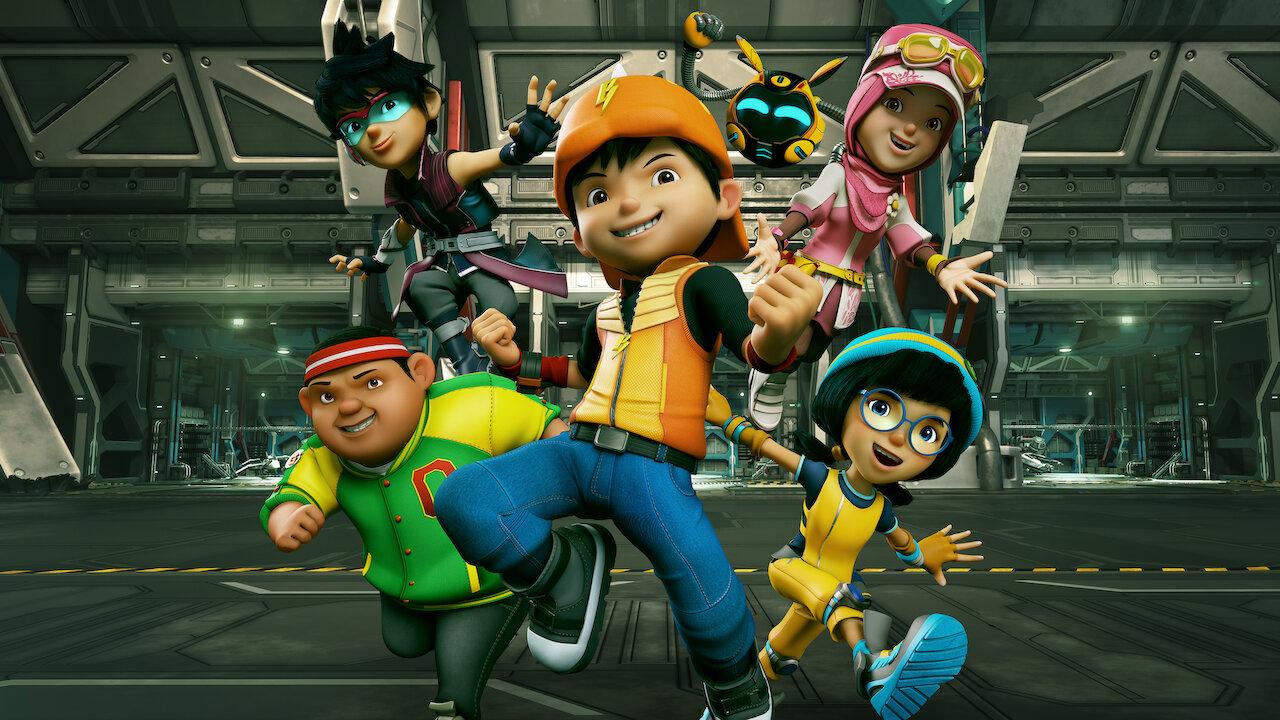 BoBoiBoy Movie 2 | Netflix