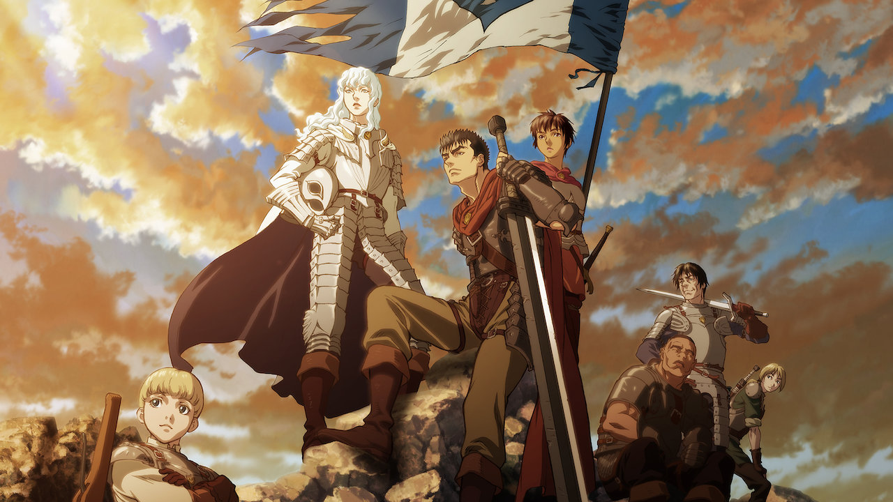 Berserk: The Golden Age Arc I - The Egg of the King | Netflix