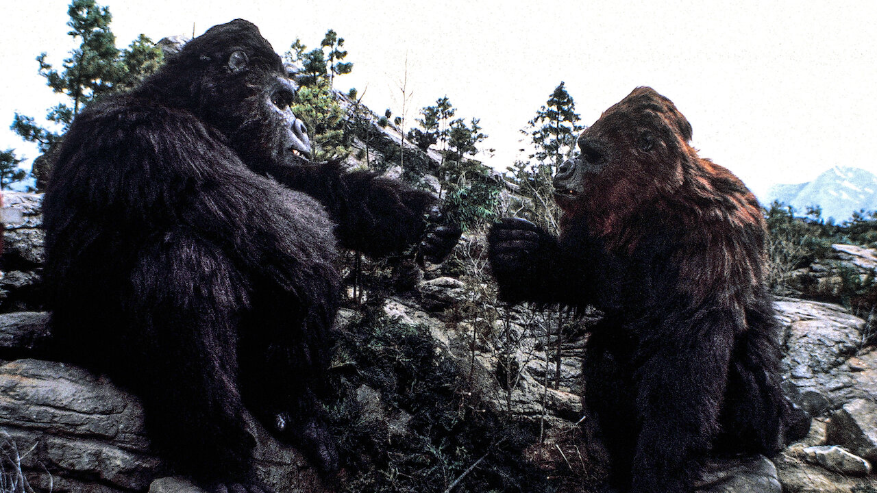 King Kong Lives | Netflix