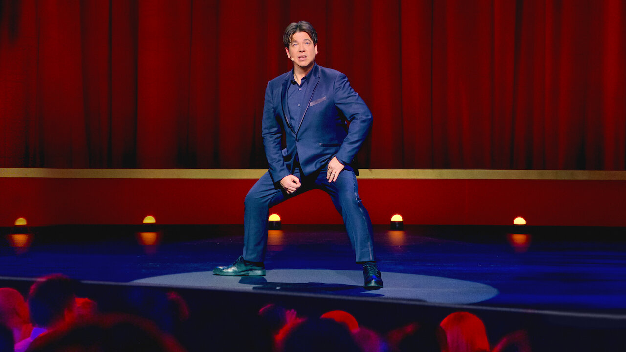 Michael McIntyre fans will get to see the comedian on the road