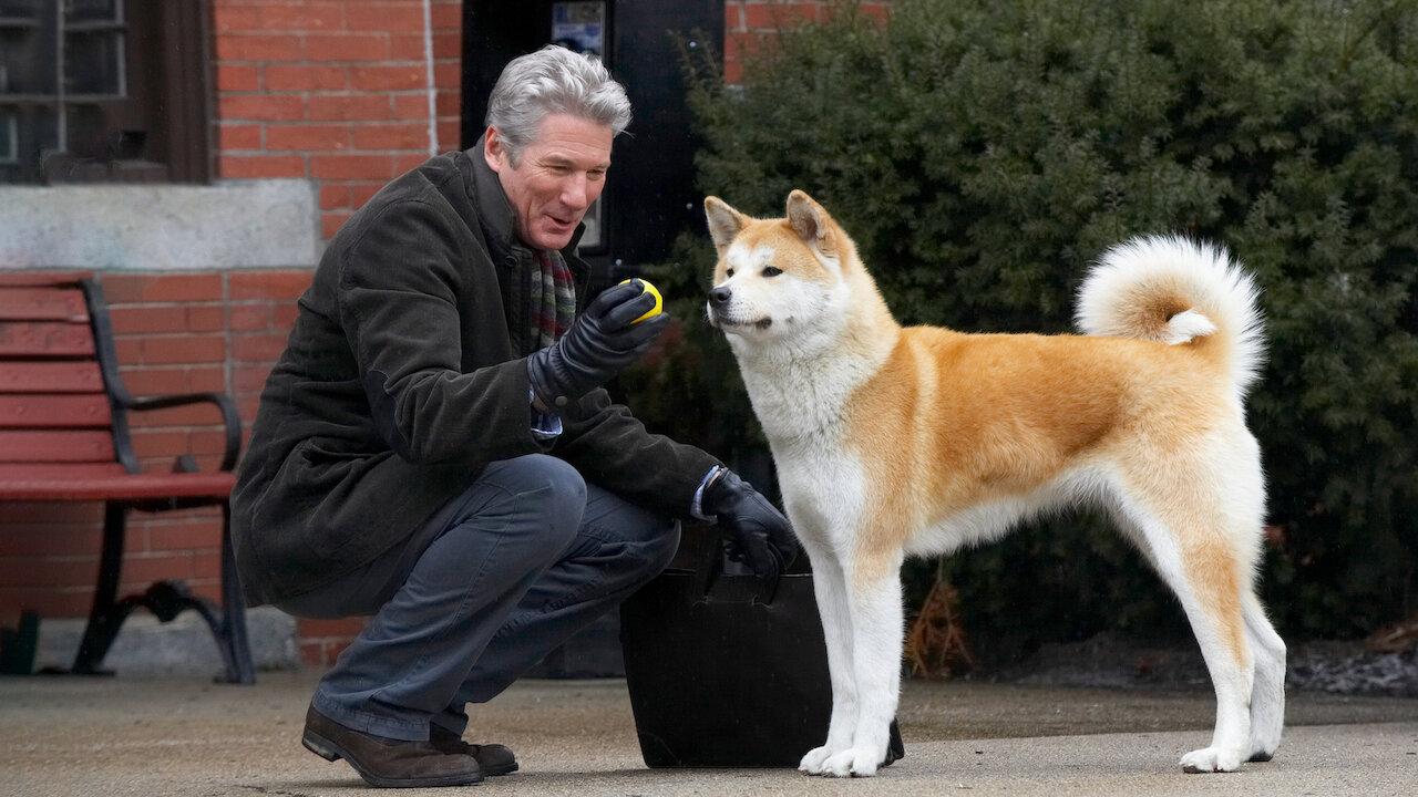 Hachi: A Dog's Tale | Netflix