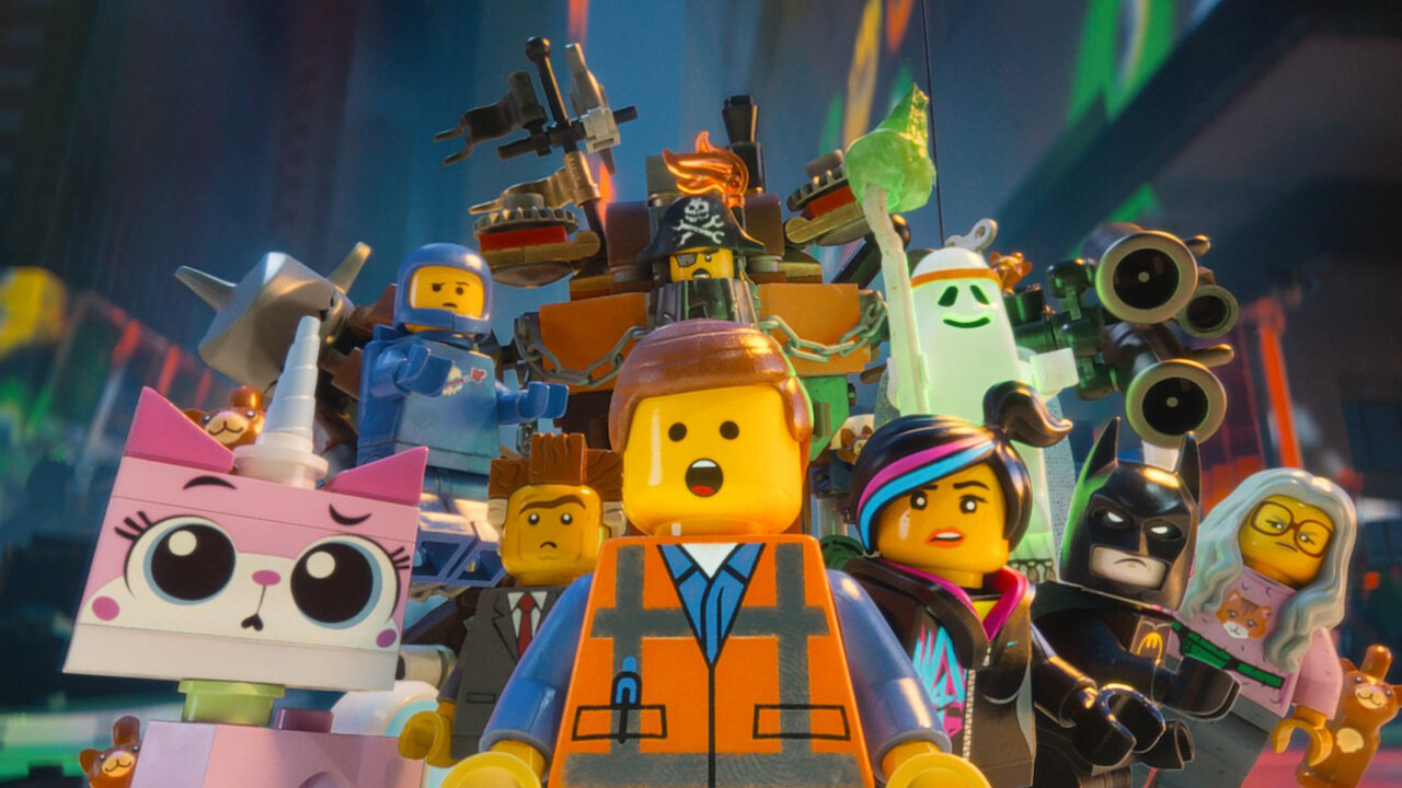 The Lego Movie, film keluarga di Netflix. (foto: Netflix)