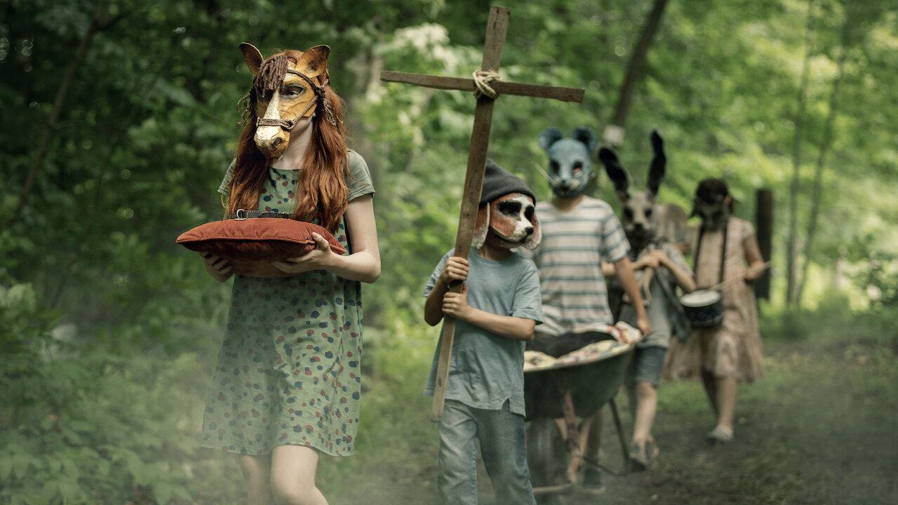Cementerio De Animales Netflix