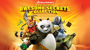 DreamWorks Kung Fu Panda Awesome Secrets