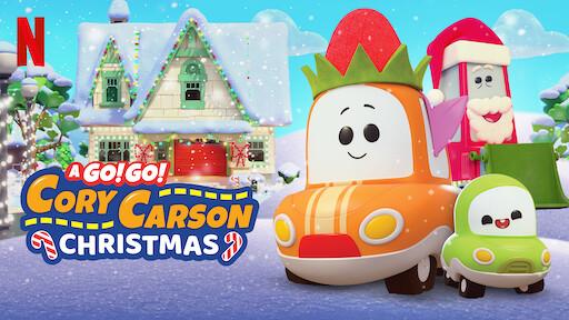 A Go! Go! Cory Carson Christmas