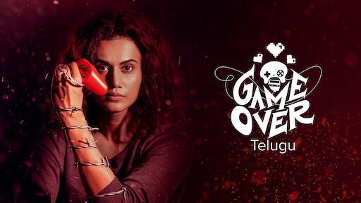 Game Over Hindi Version Netflix