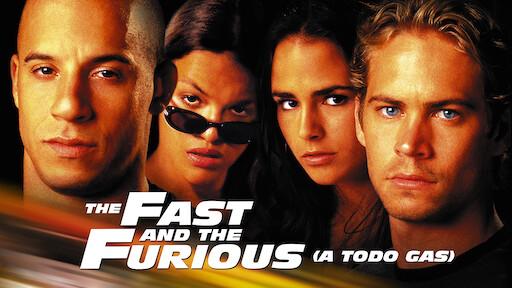 Fast Furious 7 Netflix